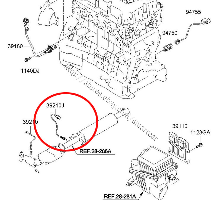 kia rio 1 6l engine diagram