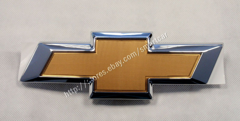 front grille bowtie emblem for 2011 2012 2013 2014 2015. Black Bedroom Furniture Sets. Home Design Ideas