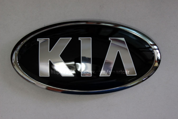 "Logo OEM parts /""Sorento/"" emblem Rear Trunk For Kia All new Sorento UM 2016~2017+"