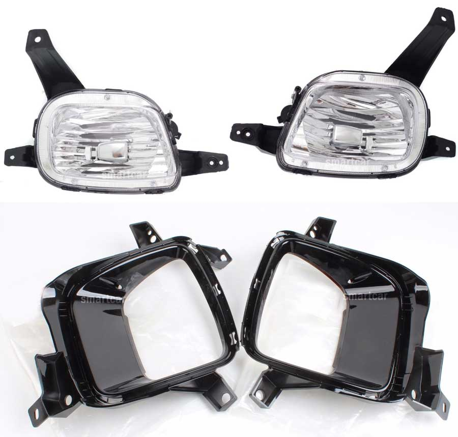 [DIAGRAM_1JK]  Fog Lamp Set & Trim Cover for 2015 2016 2017 2018 KIA Sedona / Carnival |  eBay | 2015 Kia Sedona Fog Light Wiring Harness Kit |  | eBay